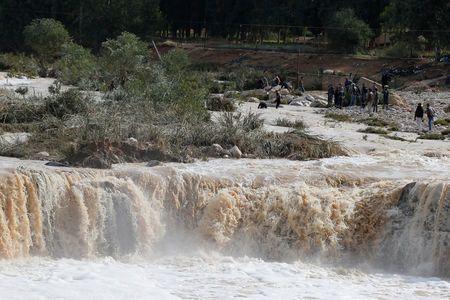 Jordanie: les averses font 11 nouvelles