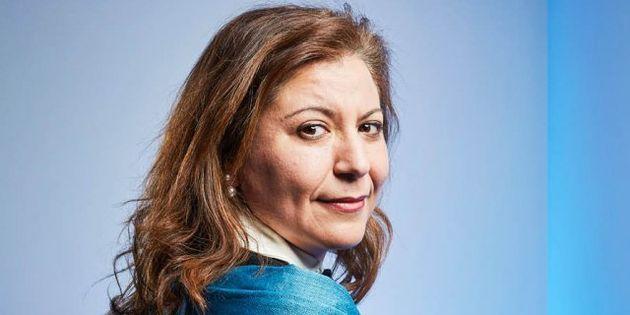 Hela Ourdi auteure du roman