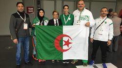 Championnats du monde de Karaté-do: médaille de bronze pour Lamia Maâtoub (-68