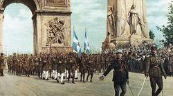 100 χρόνια από το τέλος του Α' Παγκοσμίου Πολέμου-Ξέρετε με ποιους και κατά ποιων πολέμησε η