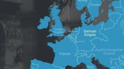 Διαδραστικός χάρτης: Πώς άλλαξαν τα σύνορα της Ευρώπης μετά τον Α' Παγκόσμιο
