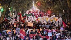 Μεγάλη διαδήλωση στη Ρώμη κατά του αντιμεταναστευτικού διατάγματος - Τι