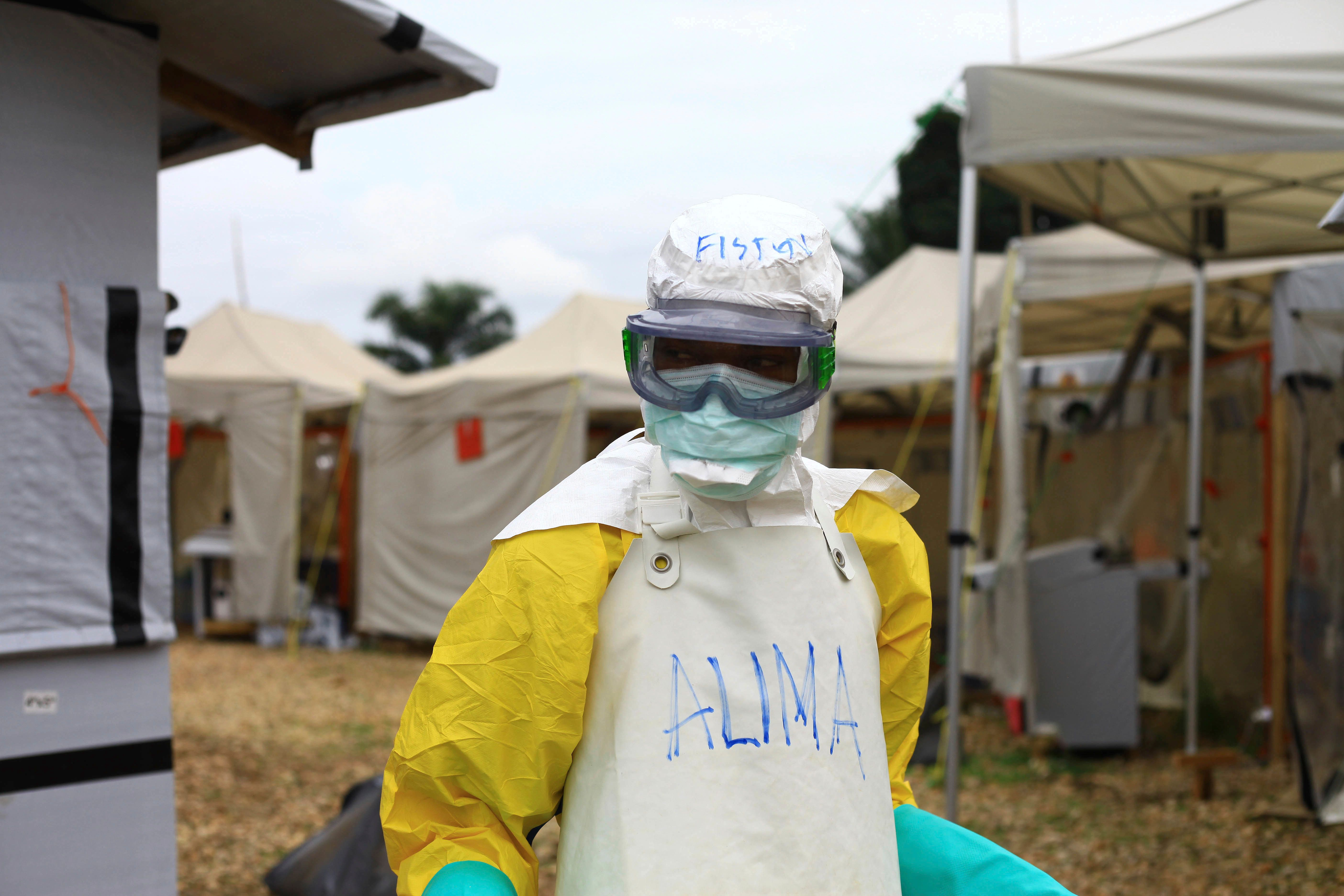 Congo Is In The Midst Of The Worst Ebola Outbreak In Its History, Officials