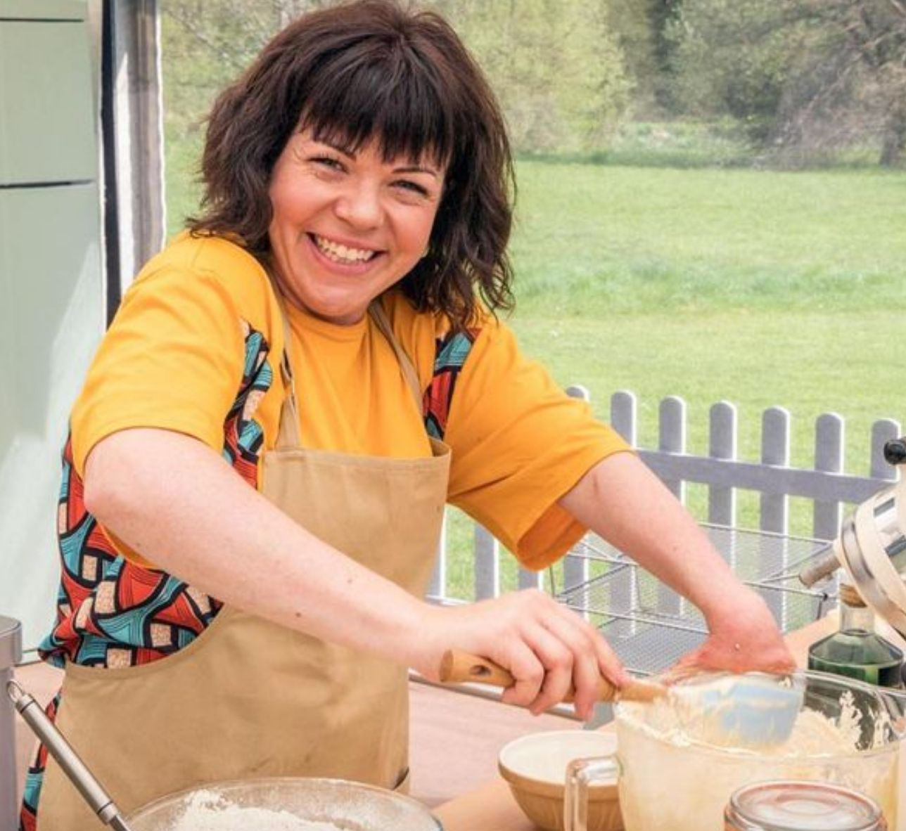 'Bake Off' Star Briony Williams Explains Decision Not To Mention Disability On The