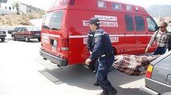 Accident de pick-up à Taroudant: Une ouvrière agricole décédée et une dizaine d'autres