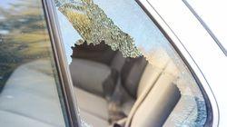 Συναγερμός στην ΕΛ.ΑΣ: «Γάζωσαν» με όπλο αυτοκίνητο στο κέντρο της