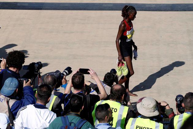 Ο Κενυάτης Μπρίμιν Μισόι είναι ο μεγάλος νικητής του