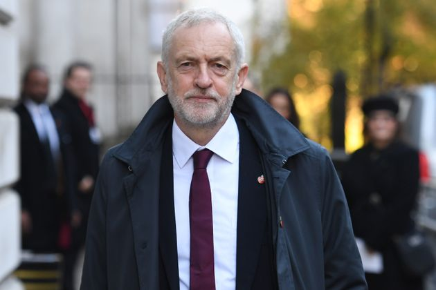 Jeremy Corbyn caused controversy with his comments to a German newspaper about