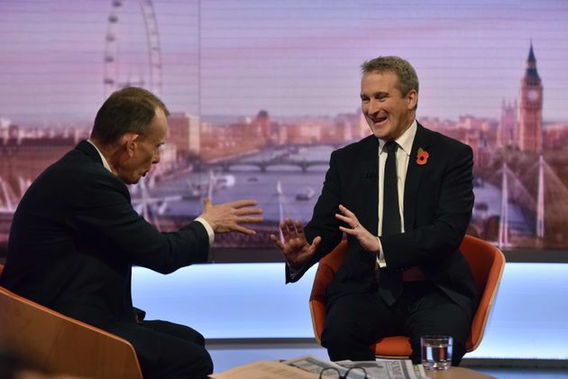 Damian Hinds said it was unlikely that the UK would have unilateral exit
