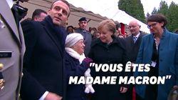 """""""Je suis chancelière Allemagne"""": cette centenaire a confondu Merkel avec... """"Mme"""