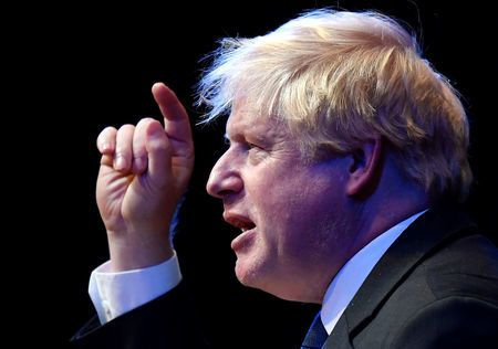 Boris Johnson Calls For Cabinet Mutiny Over PM's 'Total Surrender' To EU On