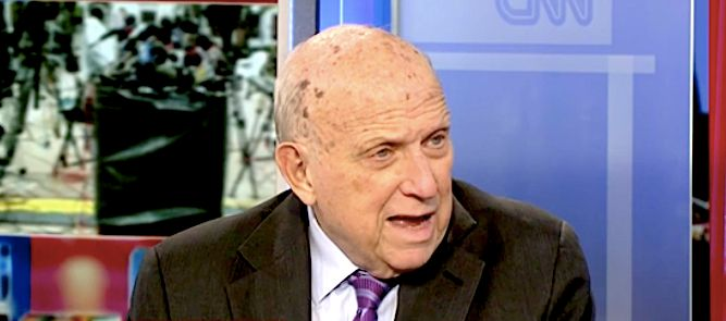 "First Amendment expert Floyd Abrams says CNN ""should sue"" the White House for revoking Jim Acosta's press credentials."