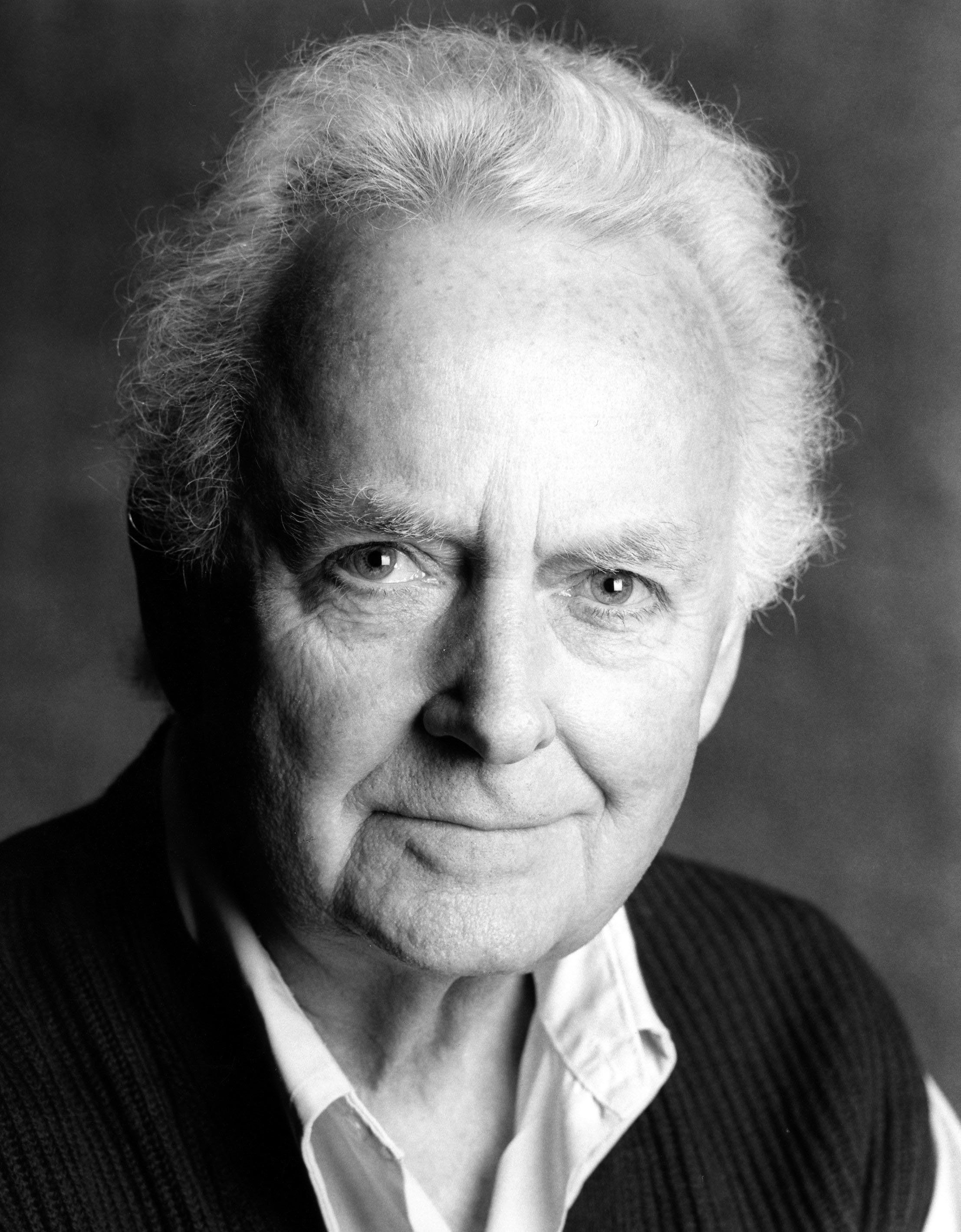 Douglas Rain, the sinister voice of HAL in 2001