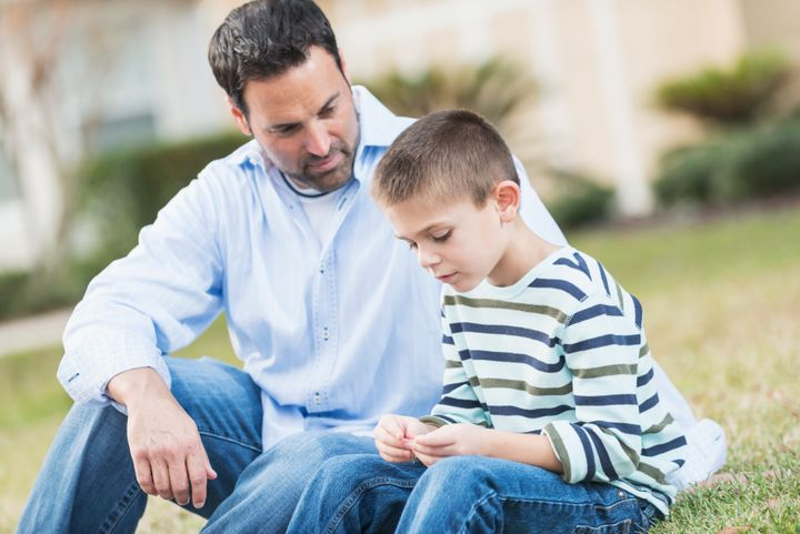 Avoid using euphemisms when explaining death to children.