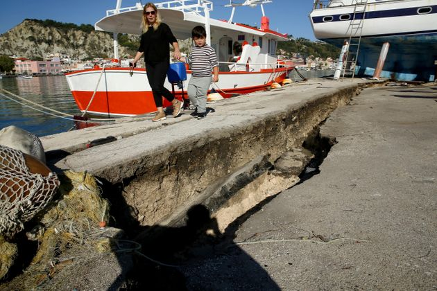 Δύο σεισμοί άνω των 4 Ρίχτερ στο