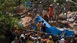 Στους 14 oι νεκροί από κατολίσθηση βράχων στο Νιτερόι της