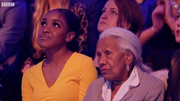 Danny's mum was in the 'Strictly' audience on Saturday