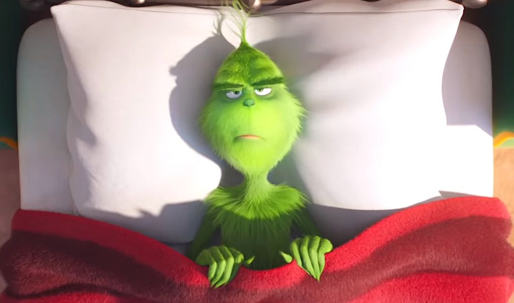 'The Grinch' Brings Early Holiday Cheer To The Box