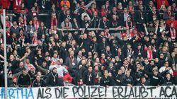 Verletzter Polizist und Hitlergruß: Die verheerende Bilanz eines Fußballspiels in