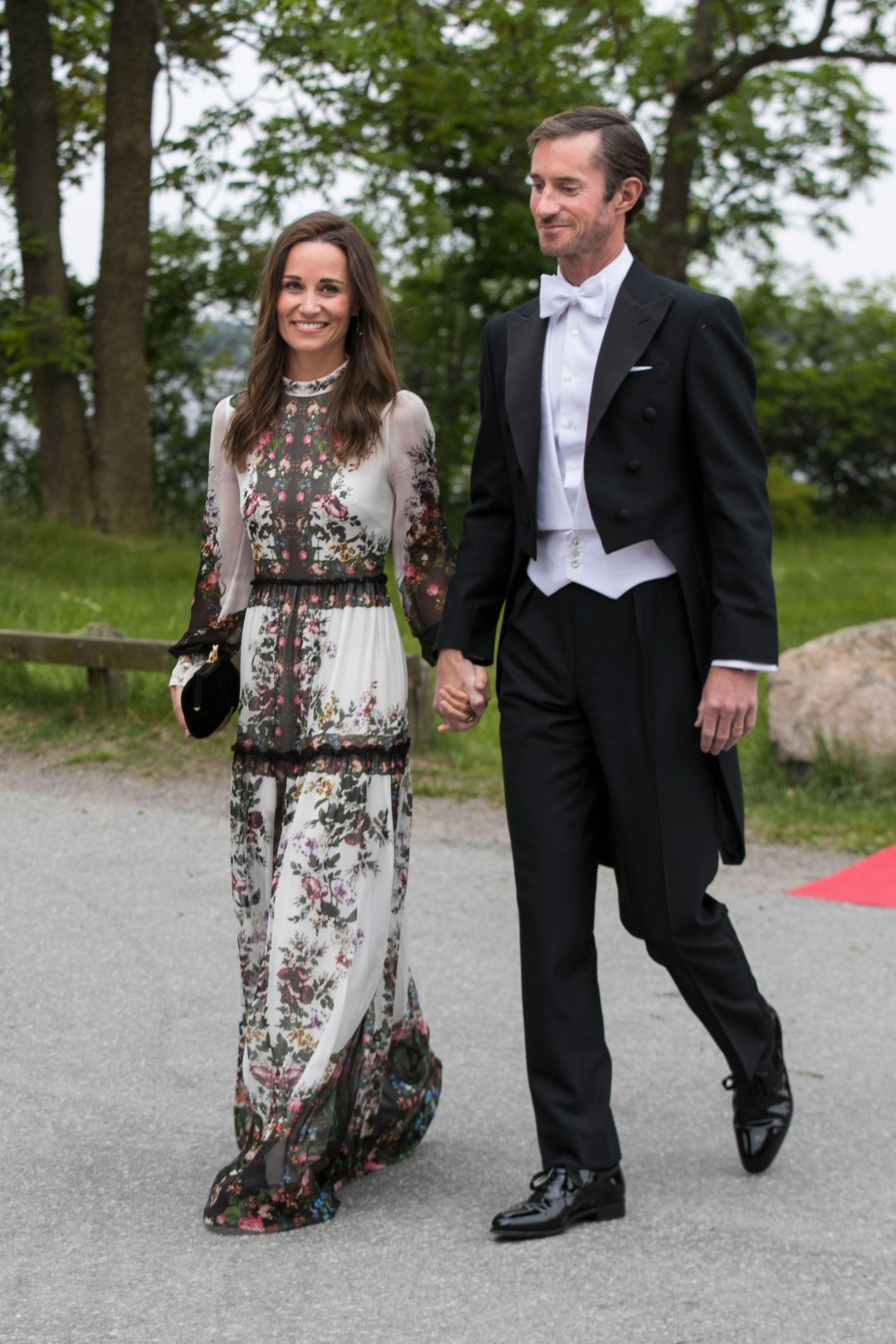 Pippa Middleton's Baby Name Has Been Revealed – And It Has A Touching