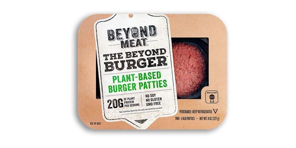 You Can Now Buy A 'Bleeding' Vegan Burger In