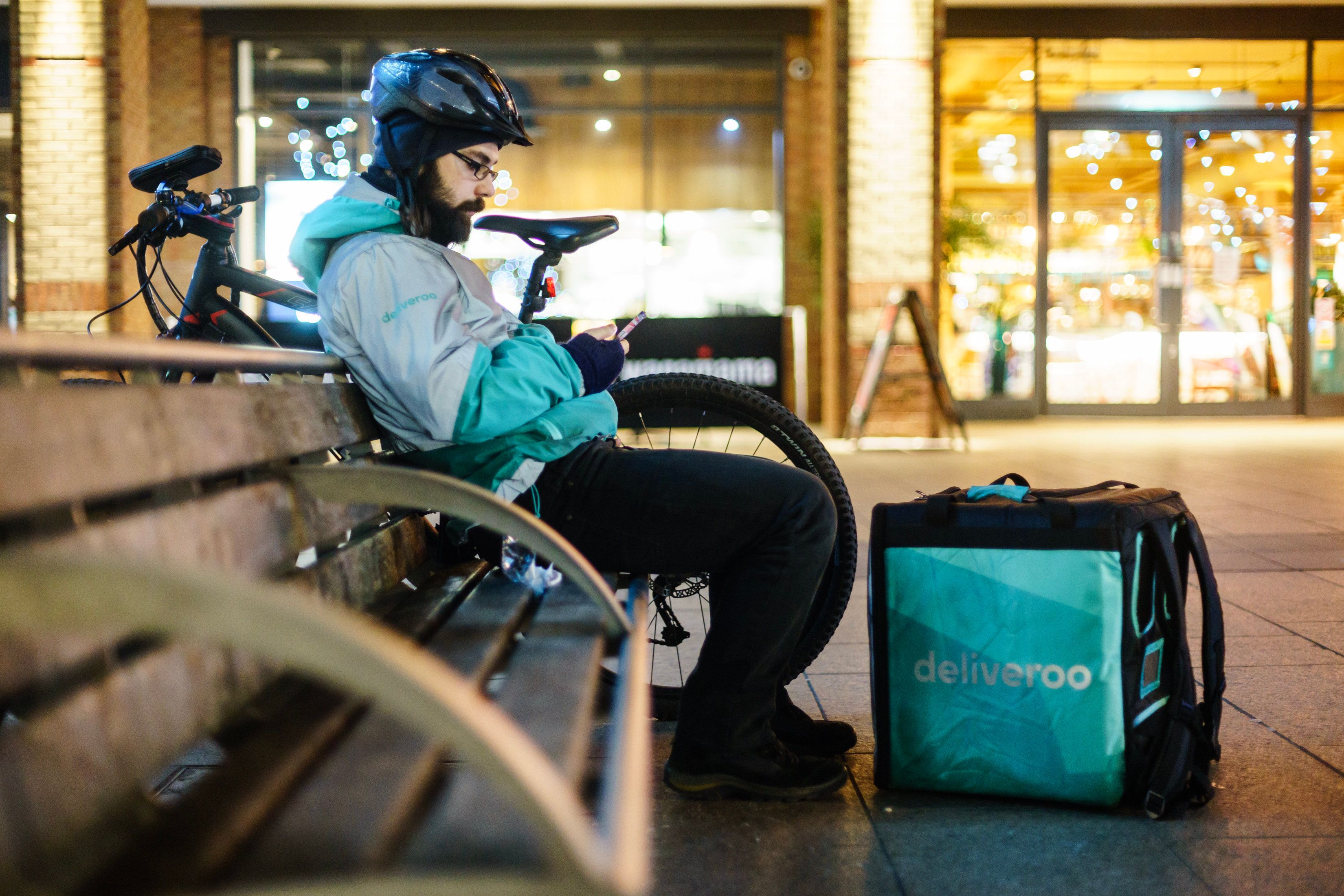 XMAS HOPE: How Deliveroo Riders Will Help Reunite Missing People With Loved Ones This