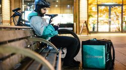 How Deliveroo Riders Will Help Reunite Missing People With Loved Ones This