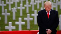 Donald Trump Rounds Off Disastrous Armistice Day Weekend With Dubious Cemetery