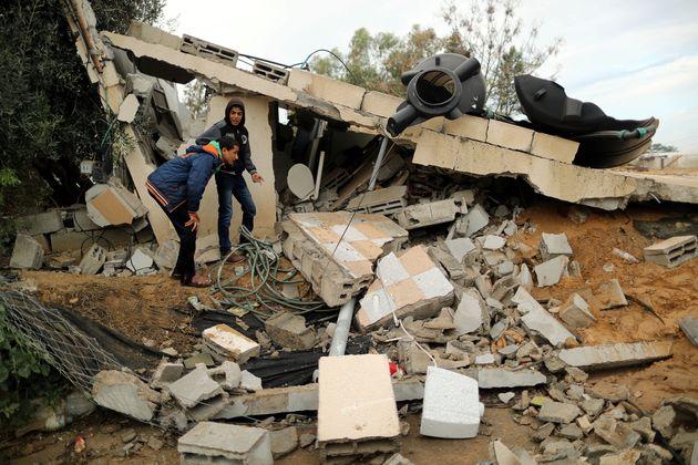 Ισραηλινός αξιωματικός και 7 Παλαιστίνιοι νεκροί σε συγκαλυμμένη ισραηλινή επιχείρηση στη