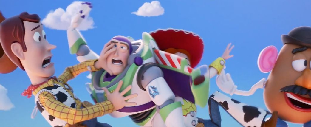 TOY STORY: Disney Introduces New Character In First Teaser Clip For 'Toy Story