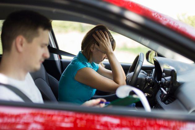 Οδήγηση και άγχος: Συνδυασμός προς