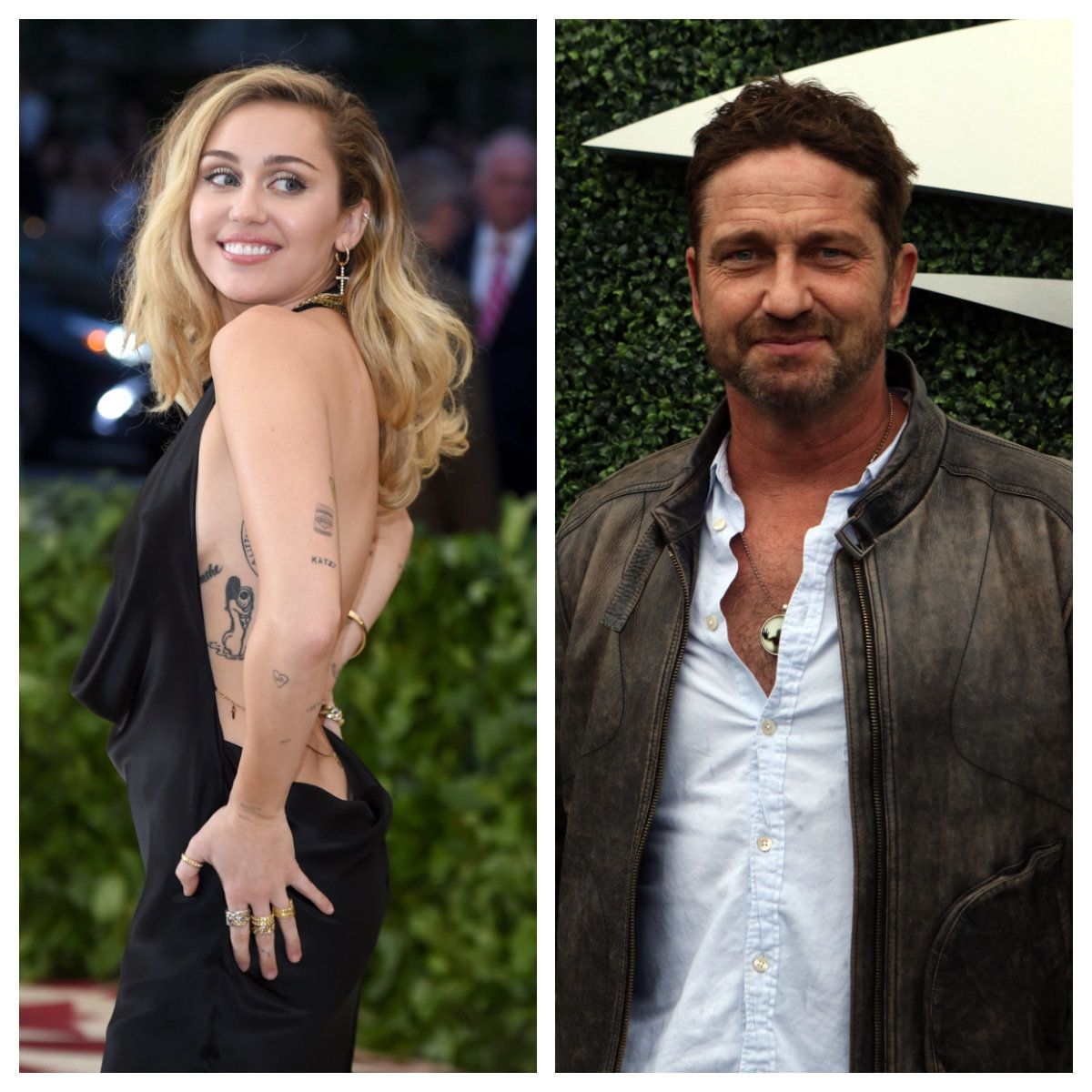 Miley Cyrus And Gerard Butler 'Heartbroken' And 'Devastated' After Homes Destroyed In California