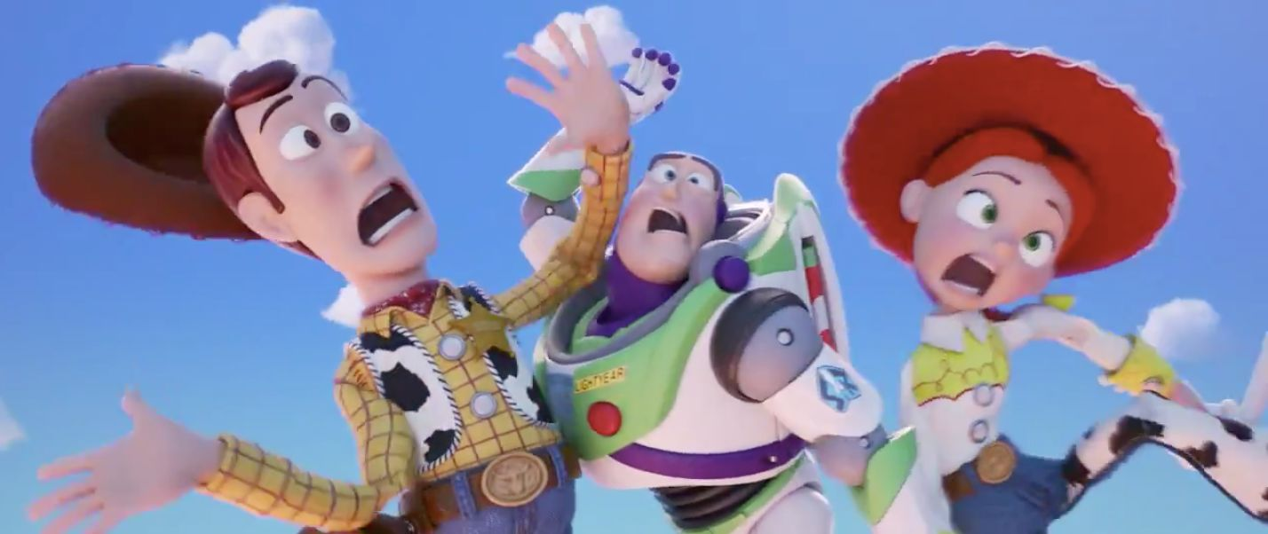 'Toy Story 4' Teaser Is Here And Woody, Buzz And The Gang Are In