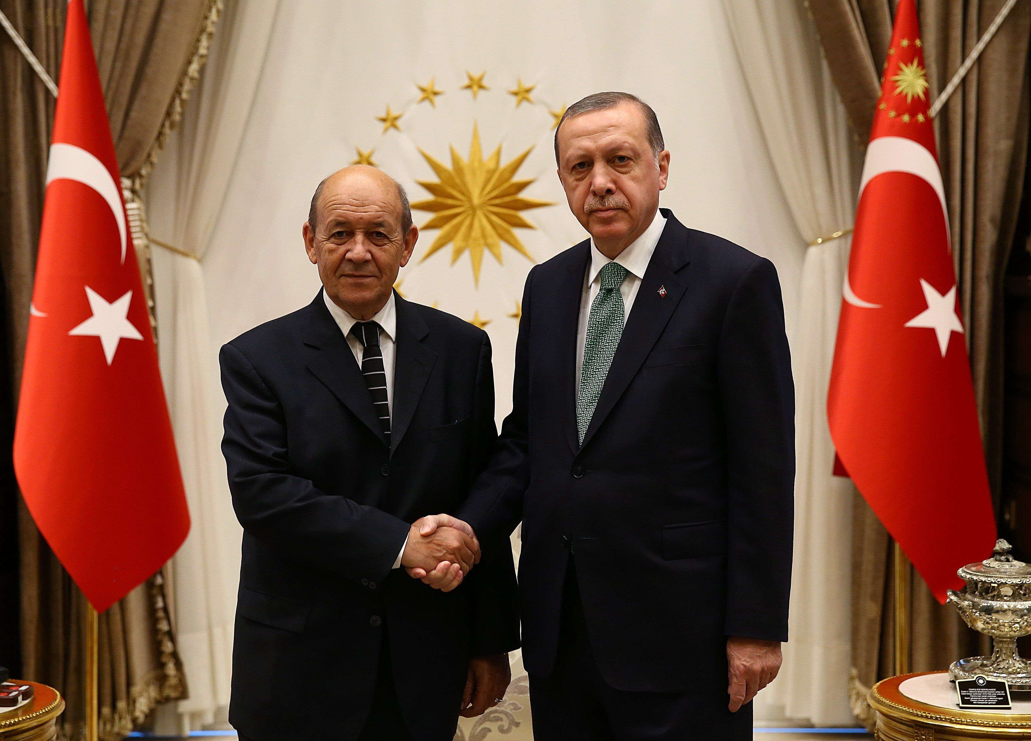 """Khashoggi : Ankara dénonce des propos """"inacceptables"""" de Le"""