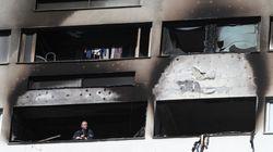 Φωτιά σε διαμέρισμα στην Κυψέλη: Γυναίκα πήδηξε από τον 5ο