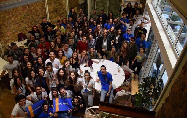 Εthelon Days: H generation V, μία νέα γενιά εθελοντών, είναι εδώ και ακούστηκε δυνατά!