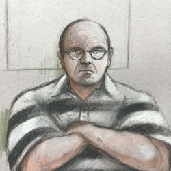 Paint Evidence 'Links Murdered Girls With Jumper' Allegedly Worn By Russell Bishop, Court