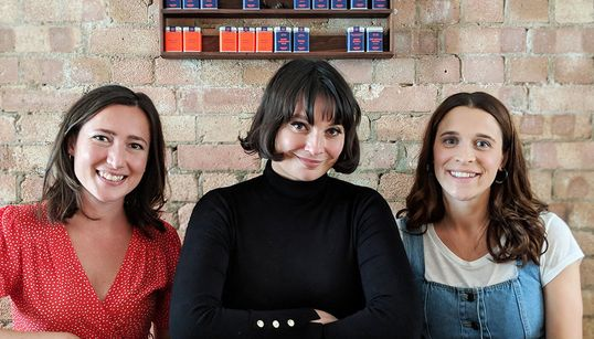 What It Feels Like When Chef Gizzi Erskine Gives You Her Powerful