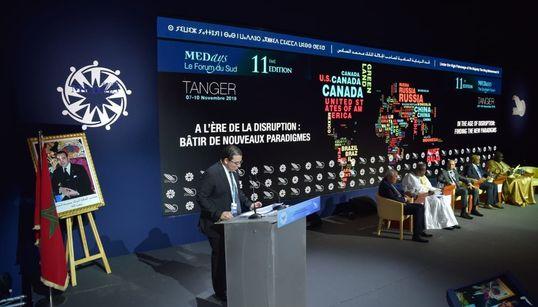 MEDays 2018: La 11e Déclaration de Tanger adoptée à l'issue du