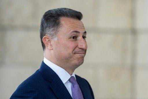 ΠΓΔΜ: Η αστυνομία εξέδωσε ένταλμα σύλληψης εις βάρος του Νίκολα Γκρούεφσκι - Αγνωστο το πού βρίσκεται