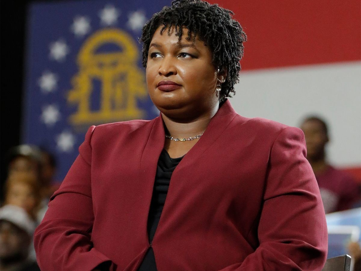 Stacey Abrams Is Still Fighting To Be Governor Of Georgia