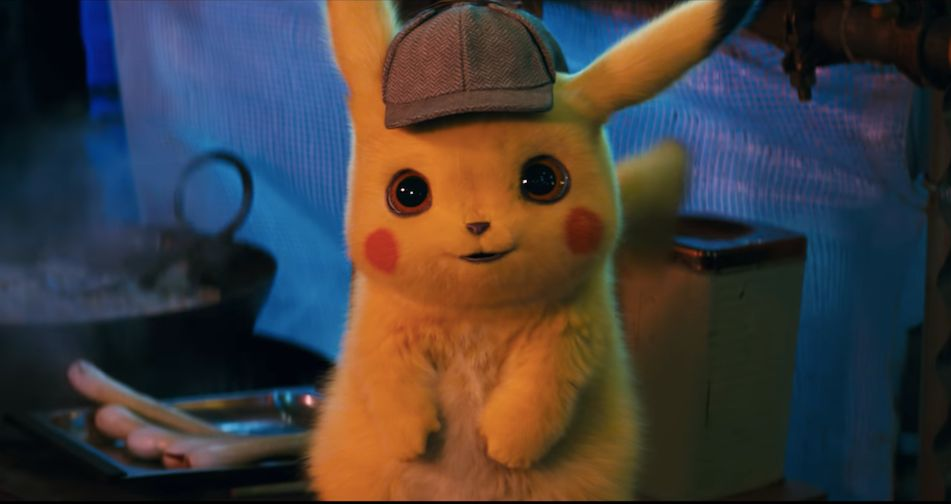 'Detective Pikachu' Trailer Introduces Ryan Reynolds As Dwell-Motion Pokémon