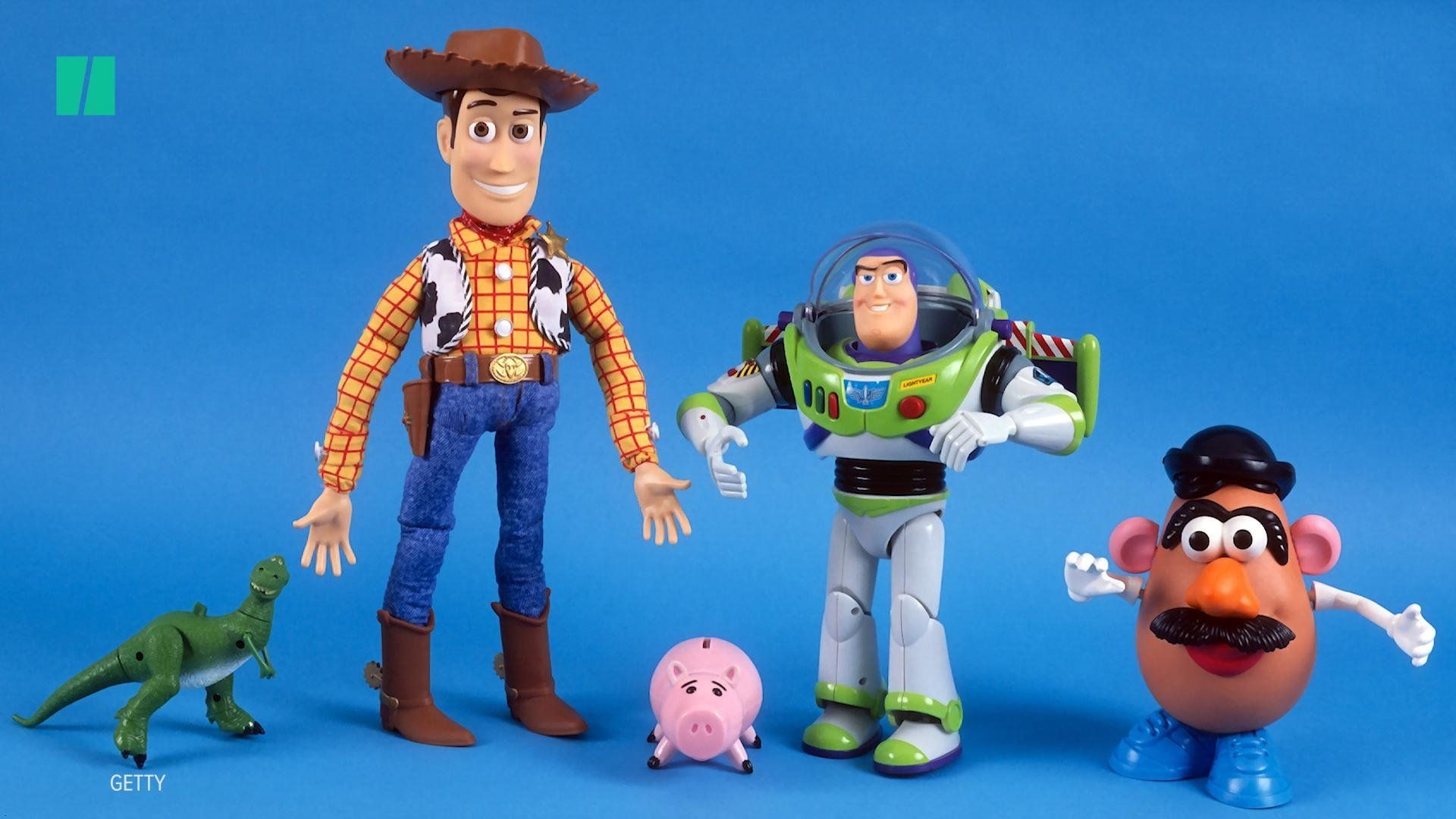 'Toy Story' Is Coming