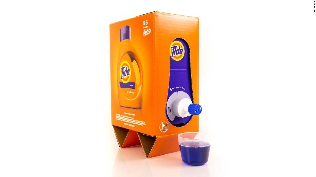 Tide Eco-Box