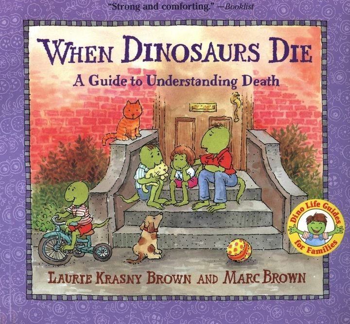 There are many children's books that cover the experience of loss.