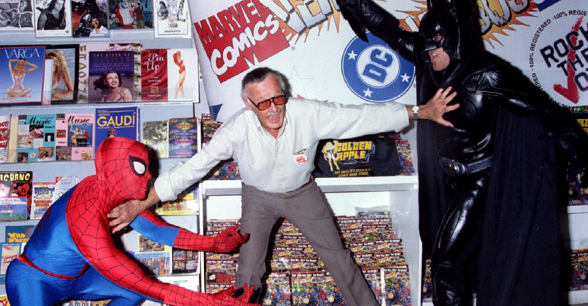 Stan Lee's 100 Most Important Characters, Ranked Scientifically
