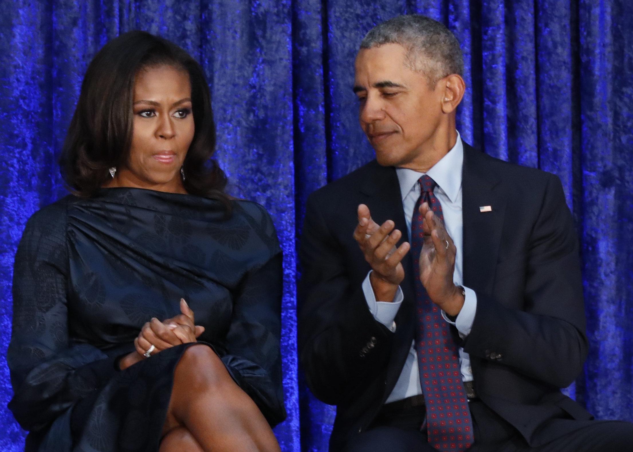 """Michelle Obama spricht offen über Ehe-Probleme: """"Gab Zeiten, da wollte ich"""