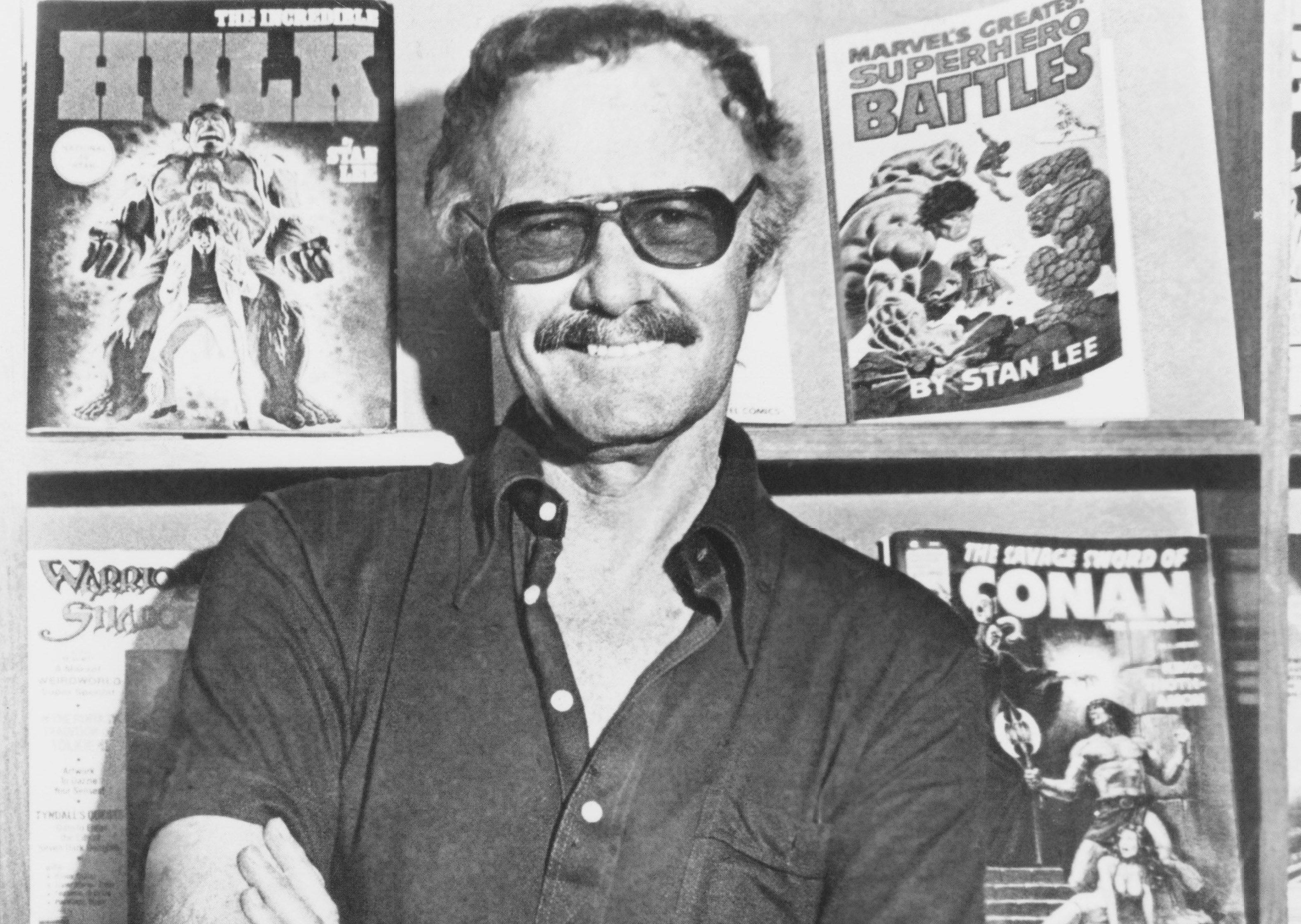 Stan Lee (AP)