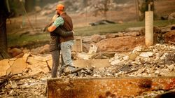 California Wildfires Death Toll Rises To 44 As Firefighters Continue Blaze