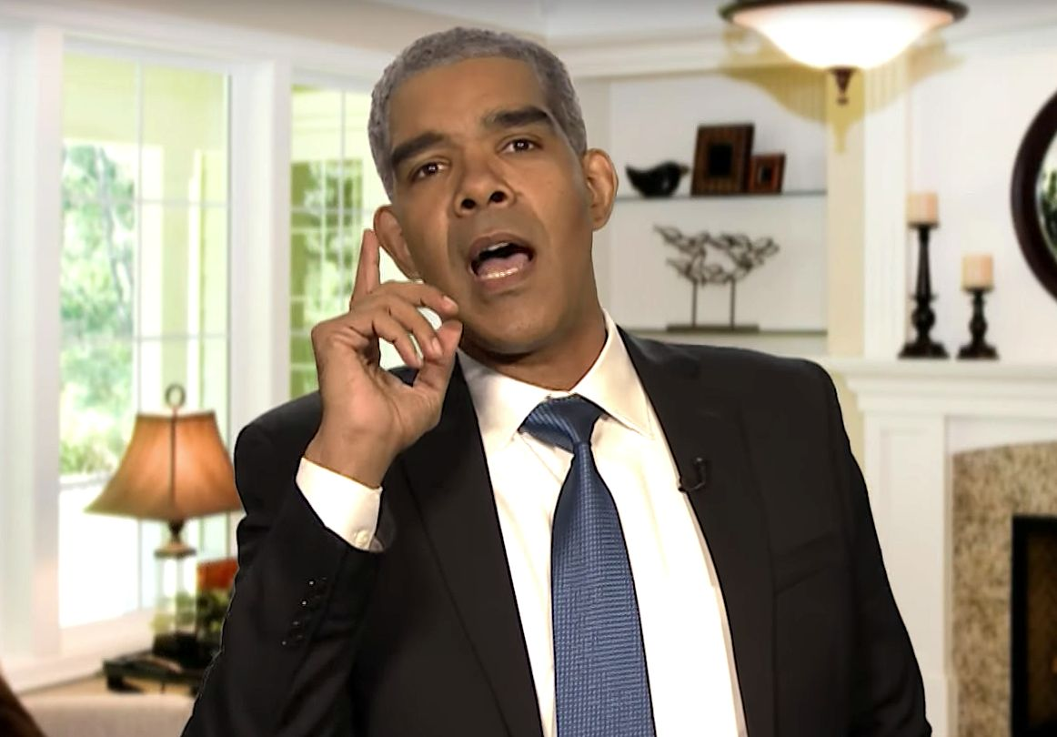 "Fake Barack Obama on ""The Tonight Show"""